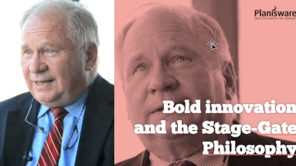 Bold innovation and the Stage-Gate Philosophy
