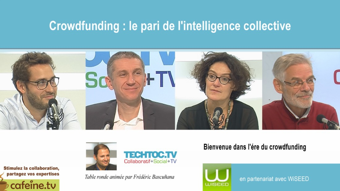 Crowdfunding : le pari de l'intelligence collective