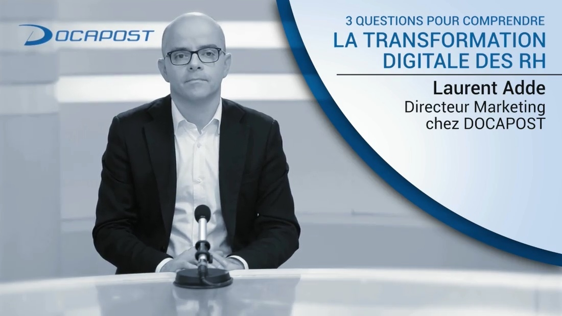 3 questions à un expert sur la transformation digitale des RH