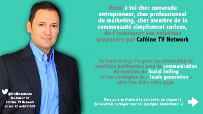 #Video_marketing disruptif en #B2B