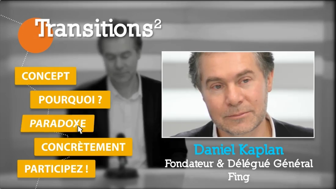 La FING propose : Transitions², transition au carré