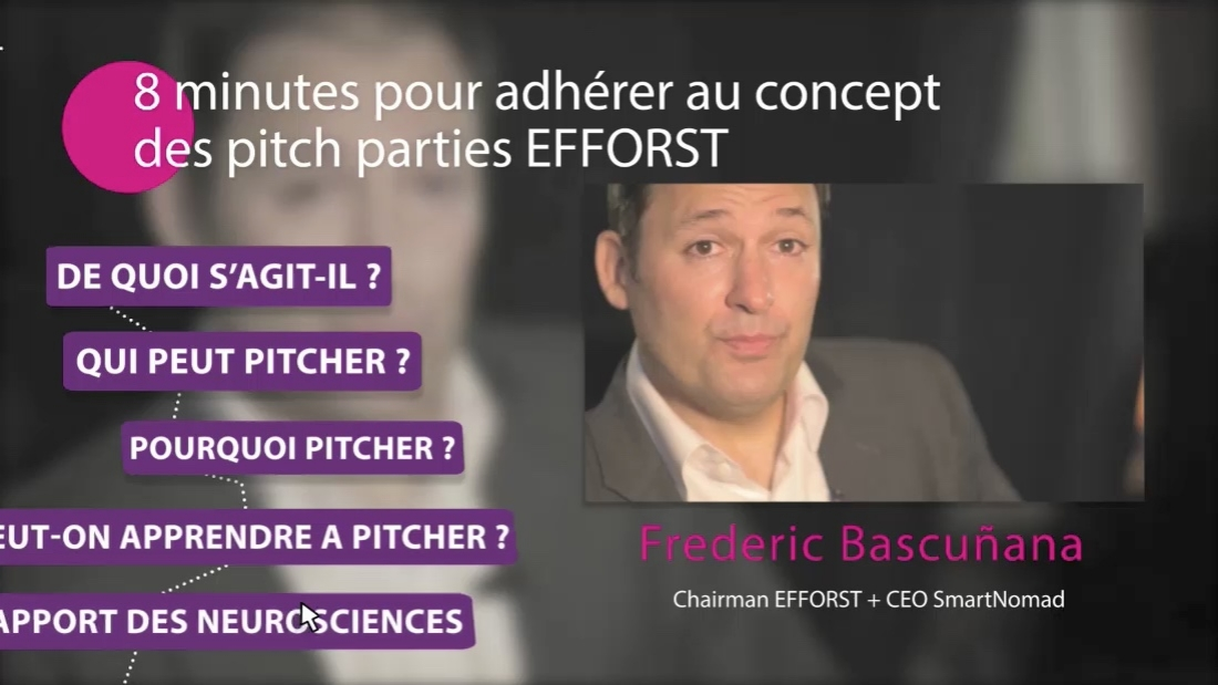 Business tuto : 8 minutes pour ADHÉRER au concept de PITCH PARTIES !
